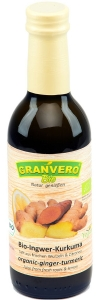 Bio Ingwer-Kurkumasaft GRANVERO