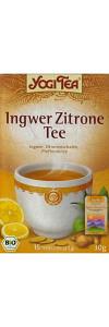 Yogi Tee Ingwer Zitrone Tee